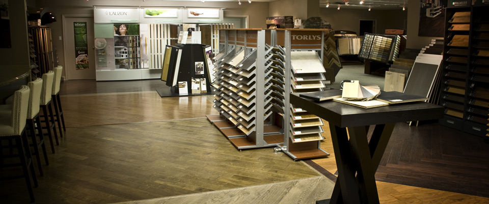 Encore Flooring Showroom